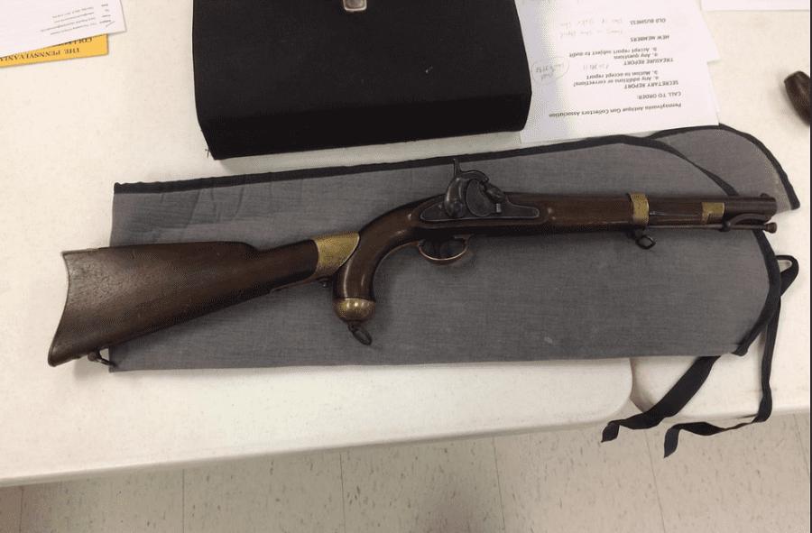Pennsylvania Antique Gun Collectors Association